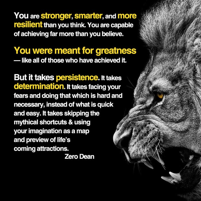 you-were-meant-for-greatness-zerosophy-zero-dean-lion-poster